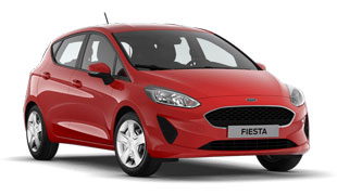 Ford Fiesta 5 doors