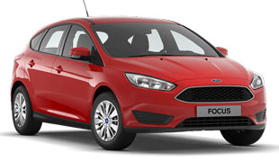Ford Focus 5 doors